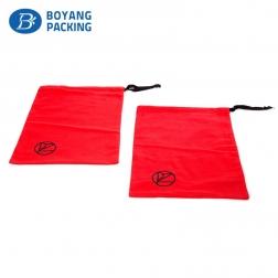 Wholesale customized drawstring cotton bag
