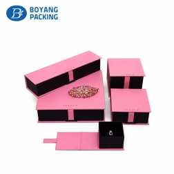 customized jewelry packaging box