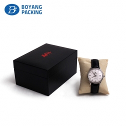 Luxury custom watch box manufacturer
