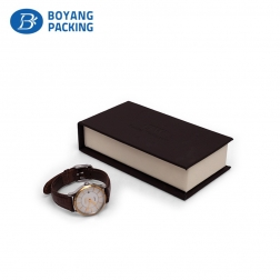High quality customized paper watch box