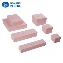 elegant plastic jewelry box manufacture