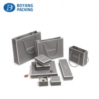 Custom high quality paper jewelry box manufacturers
