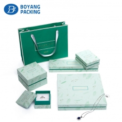 Unique paper jewelry packaging, paper jewellery box manufacturers