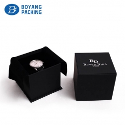 High end watch paper box