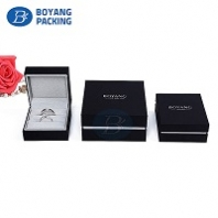 Wholesale ring box, jewelry gift boxes factory