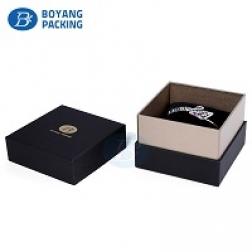 Black jewelry boxes wholesale necklace boxes