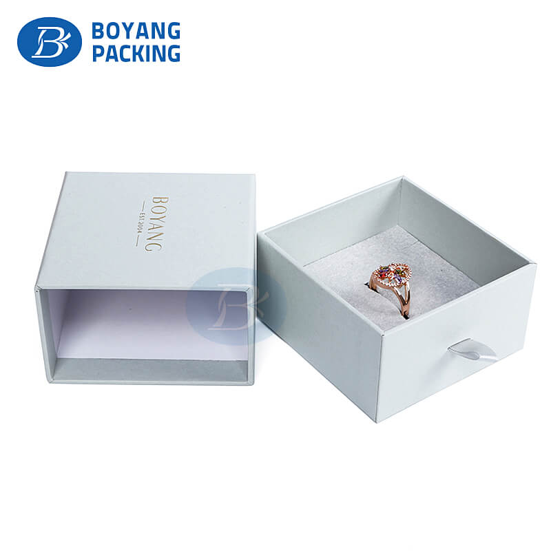 Custom & Wholesale necklace boxes, ring box packaging