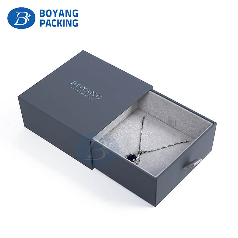 Wholesale jewelry ring boxes jewelry packaging boxes manufacturer