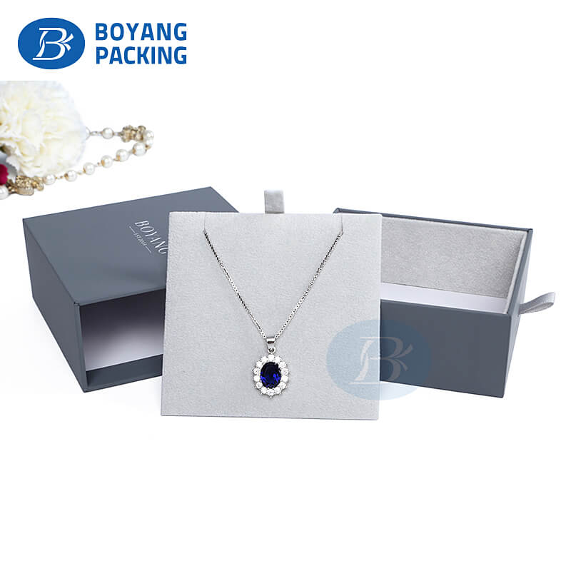Wholesale jewelry ring boxes jewelry packaging boxes in China