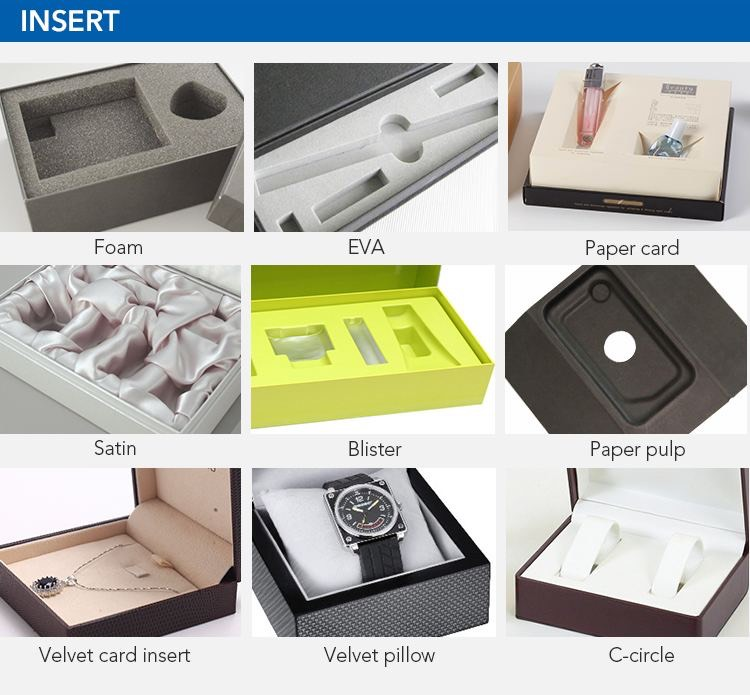 Lining of China high end box manufacturer