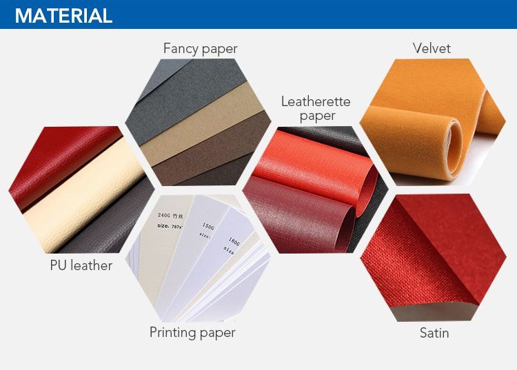 material cheap drawer paper ring box