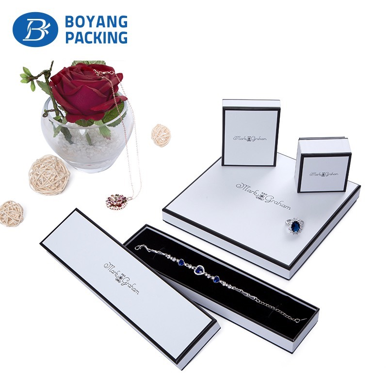 Nice and elegant jewelry gift boxes