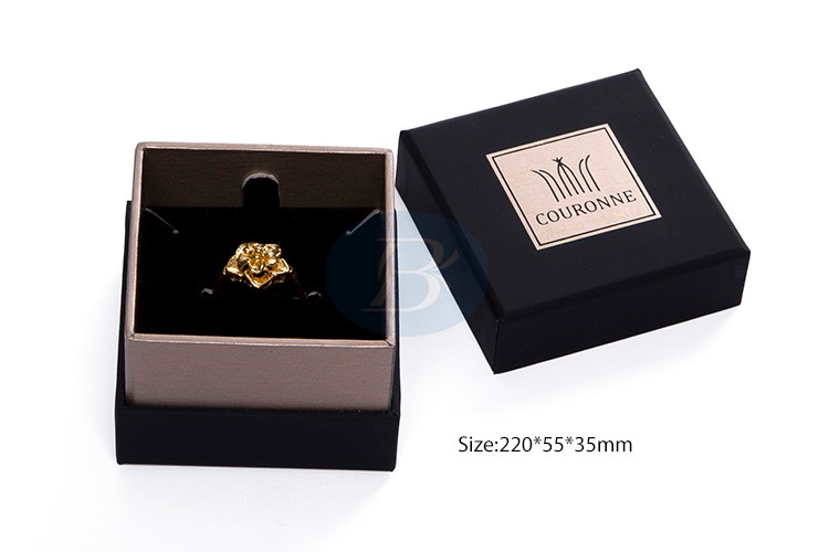 personalized ring jewelry box factory