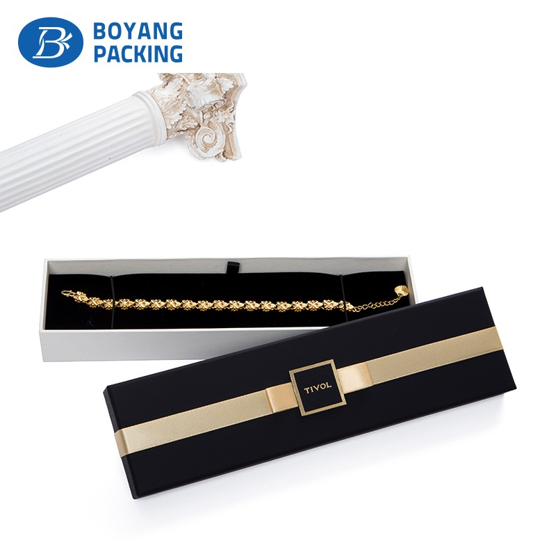 jewelry packaging necklace box