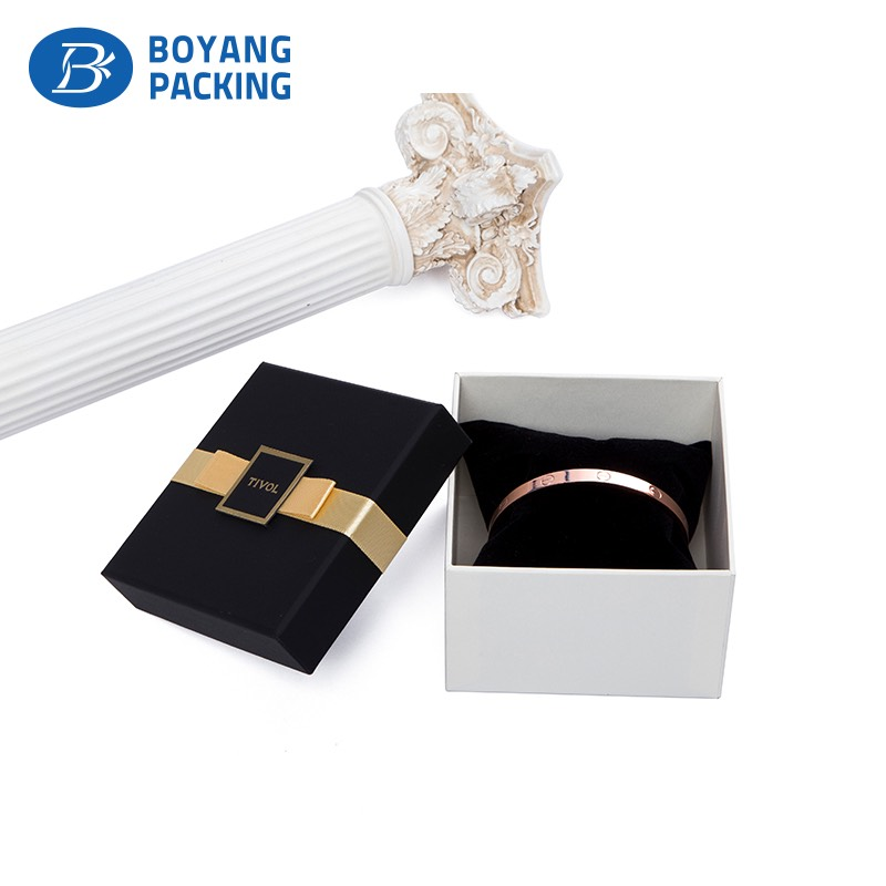 jewelry packaging Bracelet box