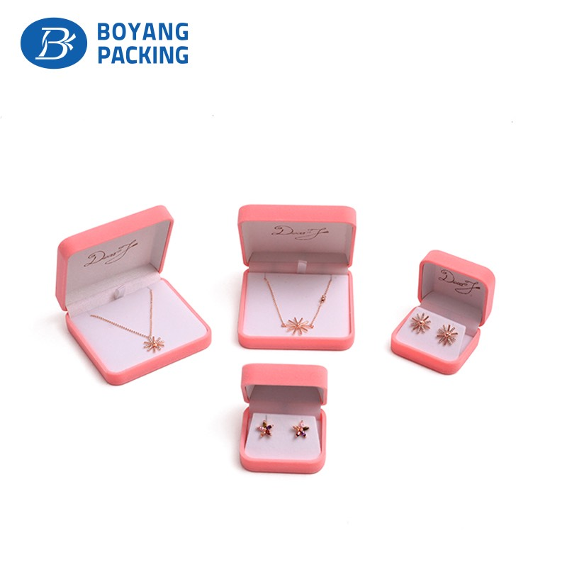 Exclusive design earring boxes for sale