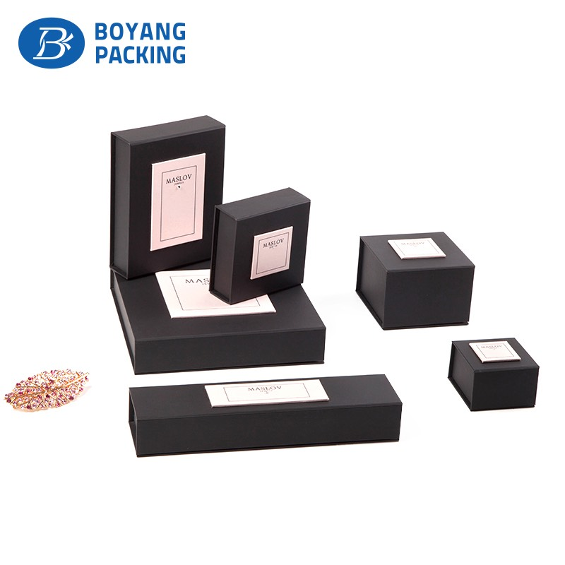 jewelry box paper set
