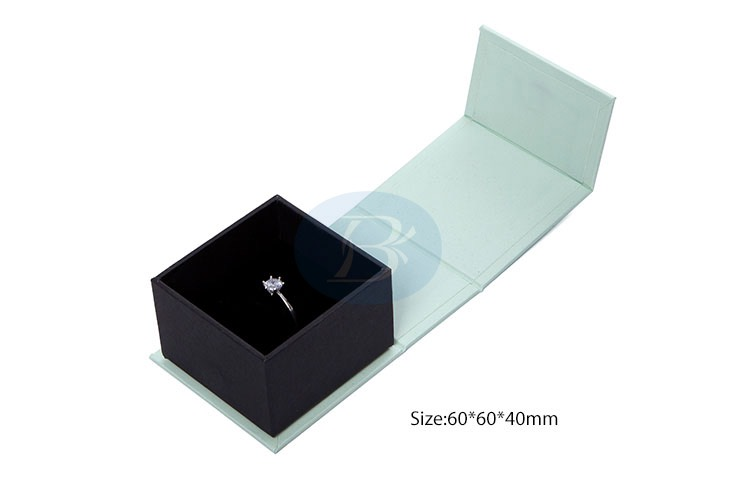 ring paper cardboard jewelry box