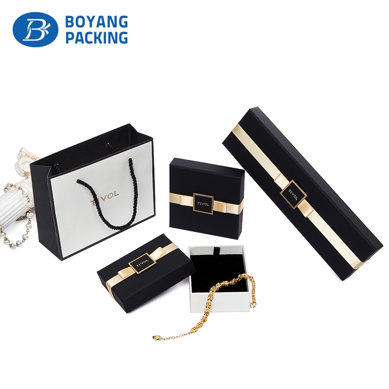 Jewelry packaging ring box earring box for Custom jewelry packaging manufacturers