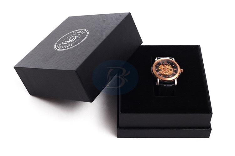professional black watch box