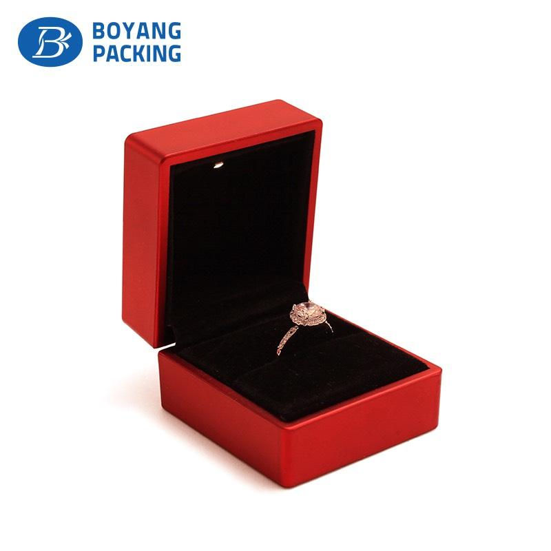 Custom Led jewelry box Jewelry packaging set