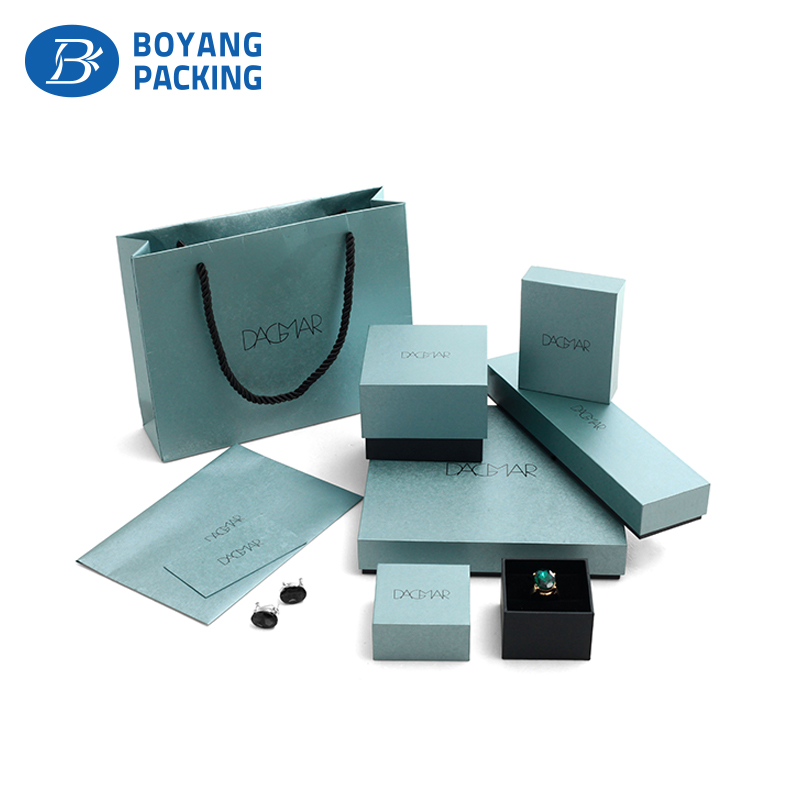 Jewelry boxes wholesale, cardboard jewelry box factory