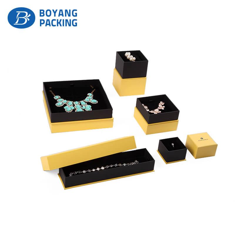 Custom jewelry packaging customized jewelry box for Custom jewelry packaging manufacturers