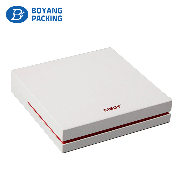 China jewelry packaging box paper jewelry box suppliers Jewelry box