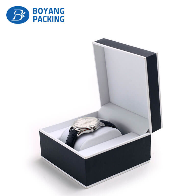 Unique jewelry packaging men jewelry box manufacturers Jewelry box