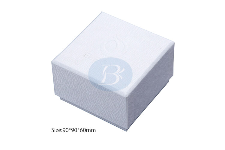 pearl white paper bracelet box manufacturers