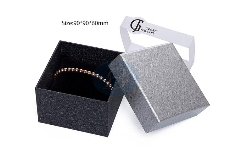 Paper jewelry boxes custom jewelry box manufacturer for Custom jewelry packaging manufacturers