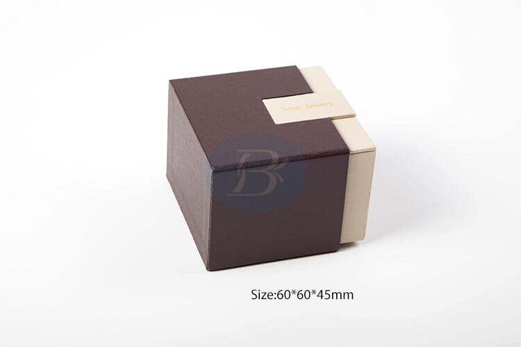 wholesale paper ring box