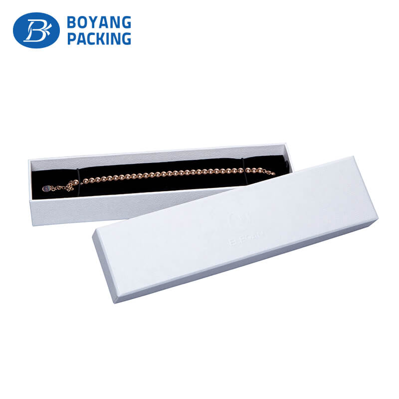 pearl necklace box manufacturers