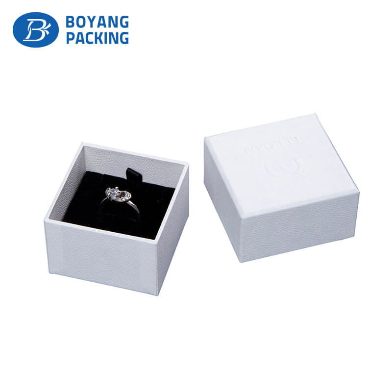 pearl ring box manufacturers