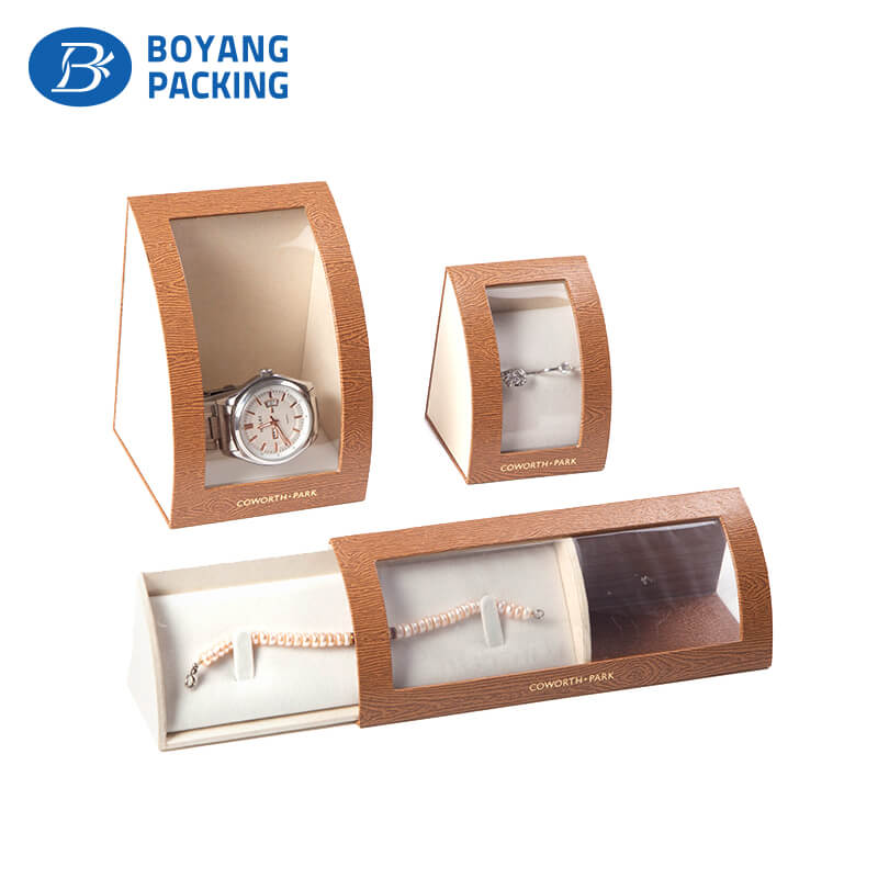 radian corner watch box factory