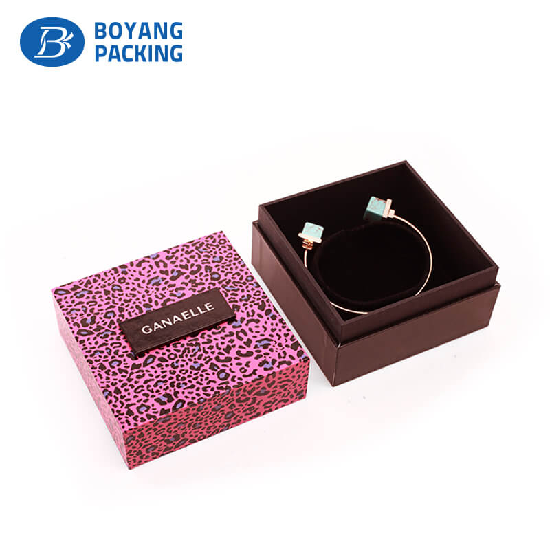 customized factory production paper box