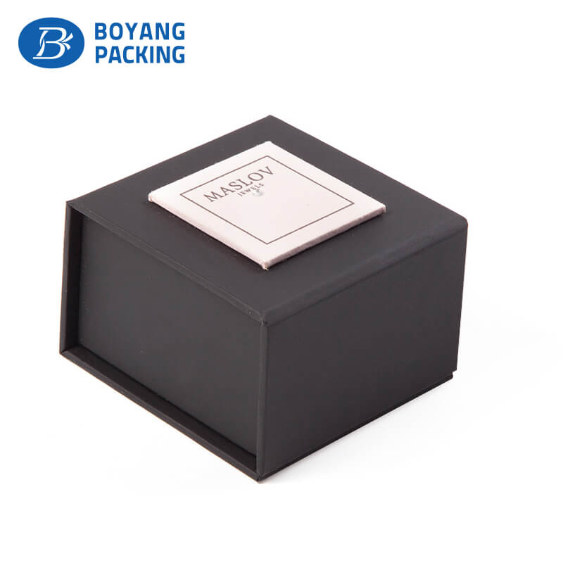 paper jewelry ring boxes