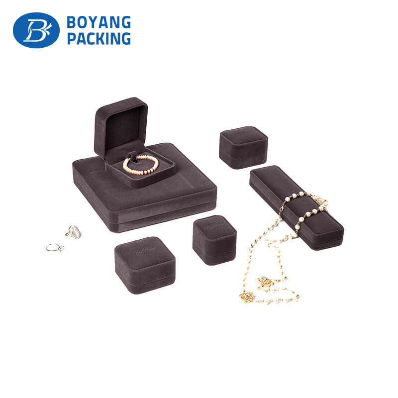 jewelry boxes manufacturer