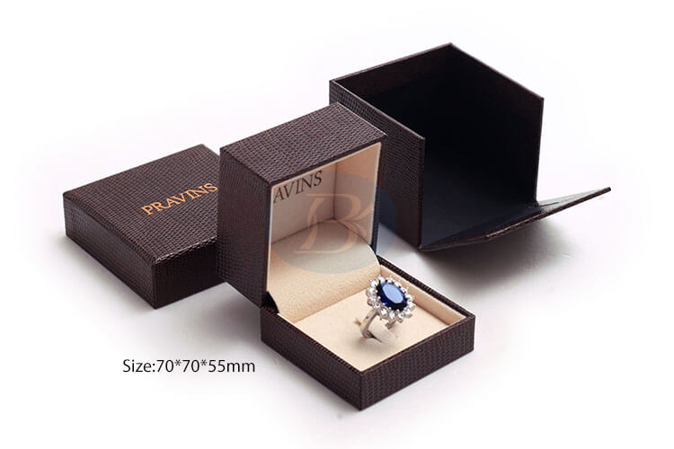 ring jewelry packaging box design