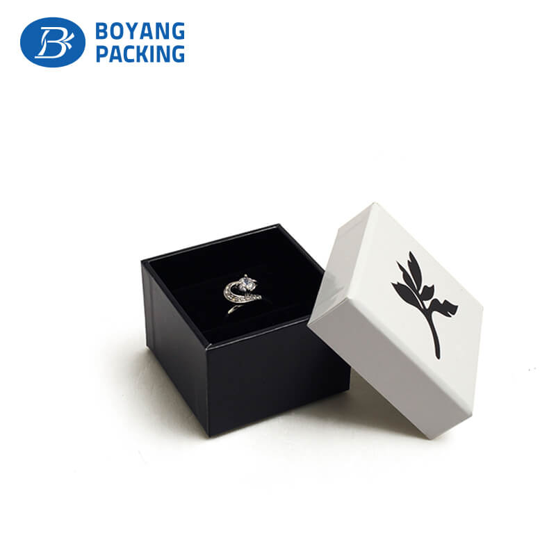 ring jewelry boxes manufacturers