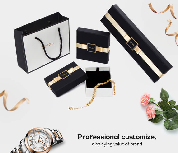 custom stylish jewelry box