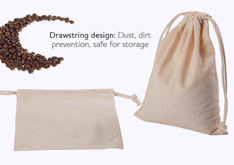 Drawstring bags factory