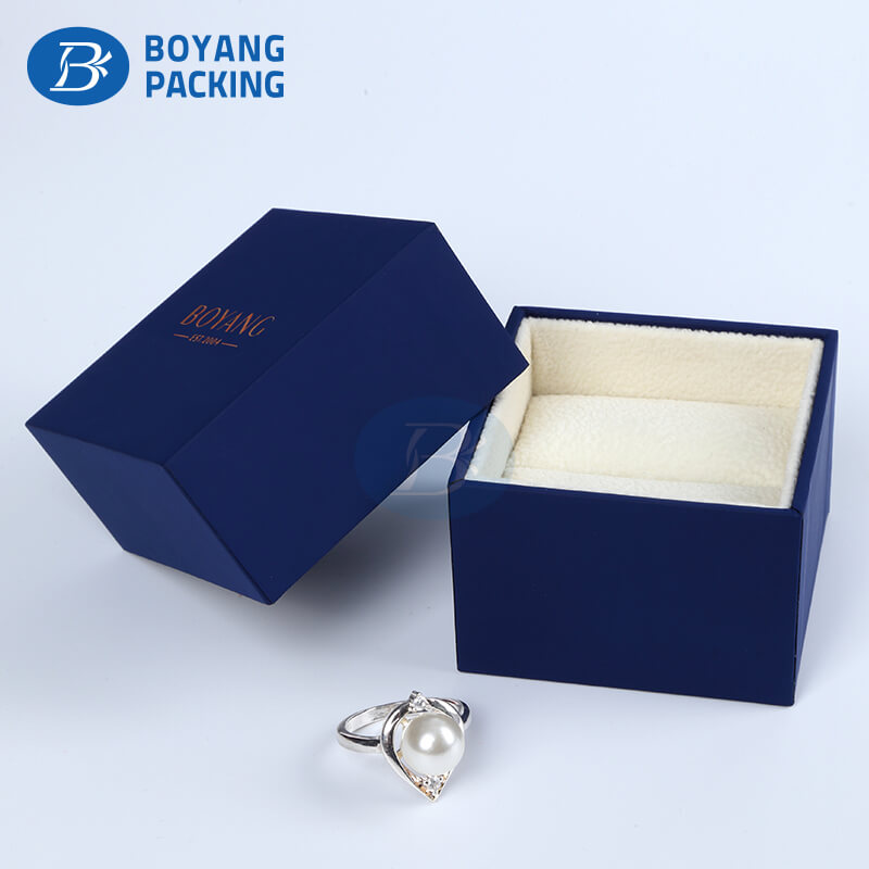 custom luxury ring box