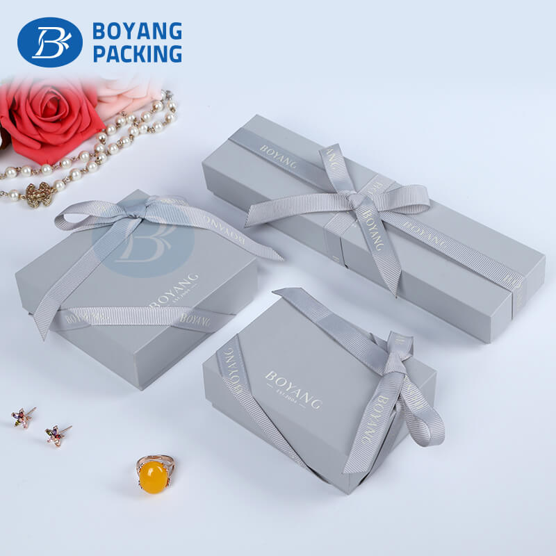 design different types gift packaging box
