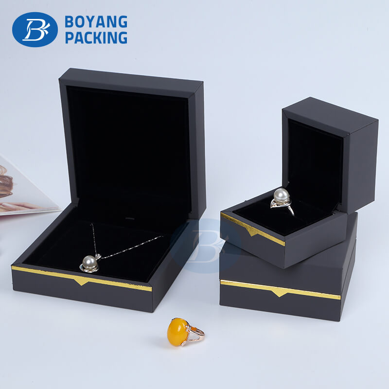 Jewelry box customization