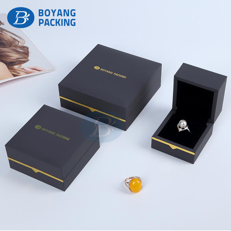jewelry packaging box wholesale