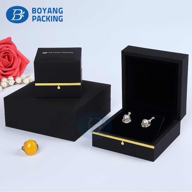 velvet jewelry boxes wholesale