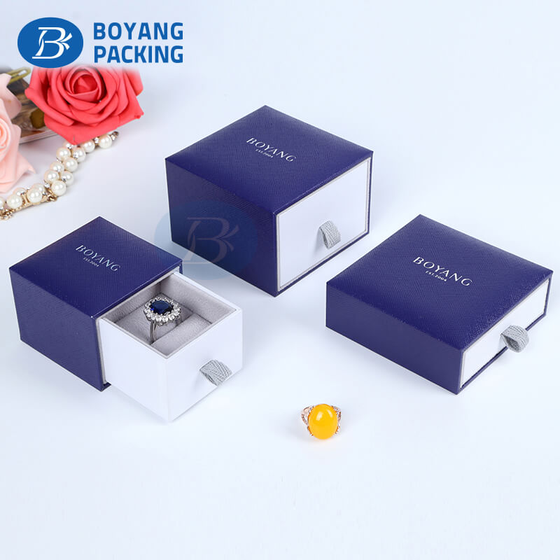 custom jewelry gift box factory