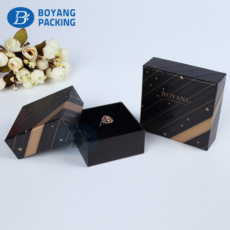 gift packaging box factory
