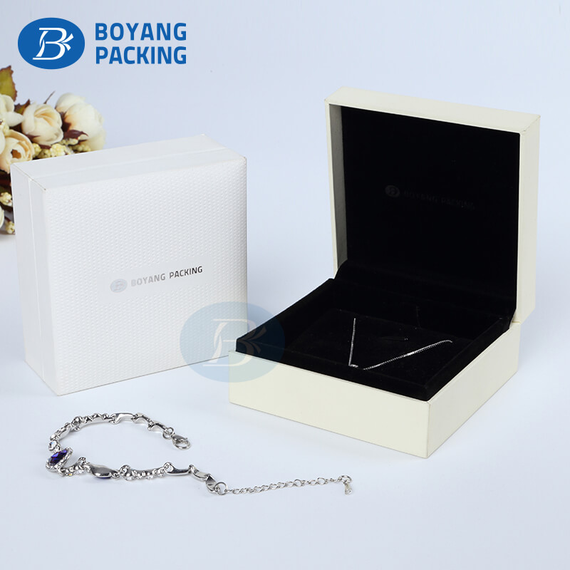 Small jewellery box manufacturers